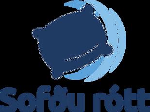 Logo sofðu rótt.png