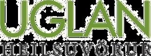Uglan Heilsuvörur logo - án bakgrunns.