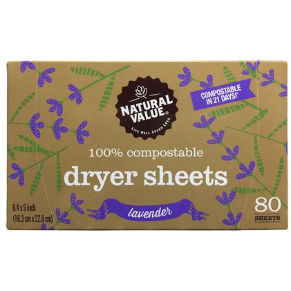 NV Dryer Sheets - Lavender