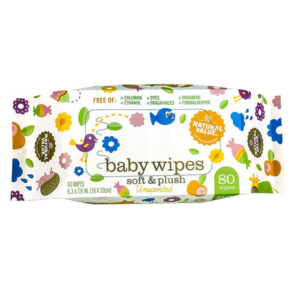 NV Baby Wipes