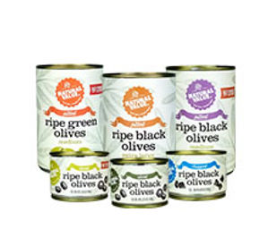 Natural Value Olives