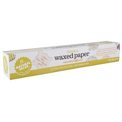 NV Waxed Paper