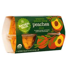 Organic Fruit Cups