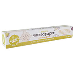 Natural Value Waxed Paper