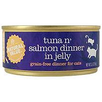 Natural Value Tuna n' Shrimp Cat Food