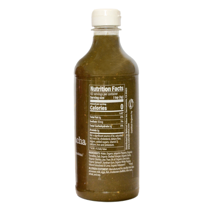 Natural Value Organic Green Sriracha