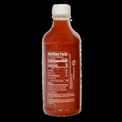 Natural Value Organic Red Sriracha Sauce