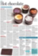 Live Mint chocolics chocolates coverage