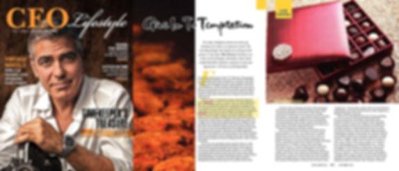 Chocolics Chocolates ceo Lifestle magazine