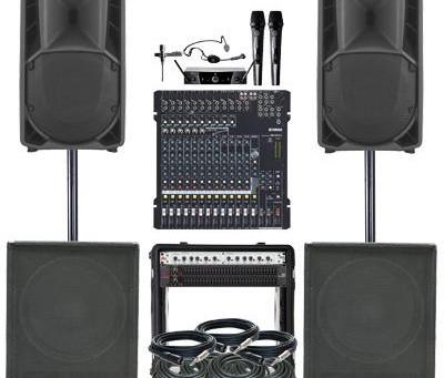 RCF SoundPRO
