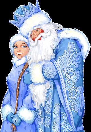 Новогодняя ёлка в Чехии и Дедушка Мороз и Снегурочка в Праге (i-grand.com)