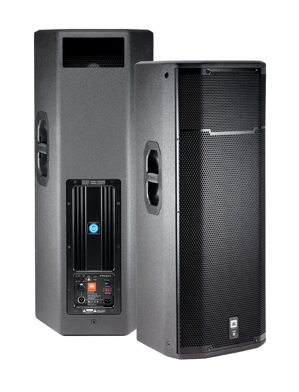JBL PRX725 прокат звукового оборудования в Праге и по всей Чехии