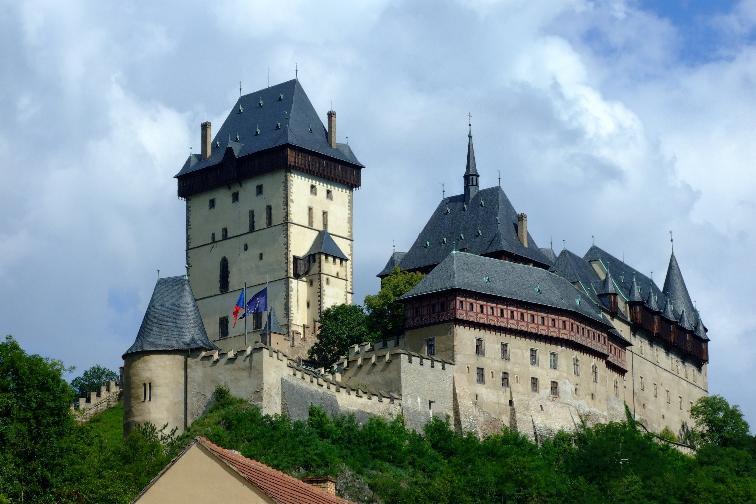 Карлштейн и другие памятники архитектуры в Чехии