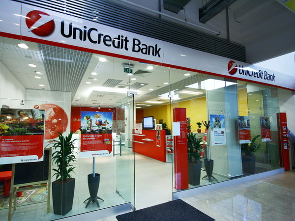 UniCredit Bank n CZ. Открытие счёта в чешском UniCredit Bank. i-grand.com