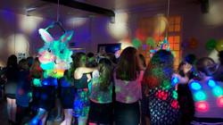 Детская дискотека в Праге и КАРАОКЕ