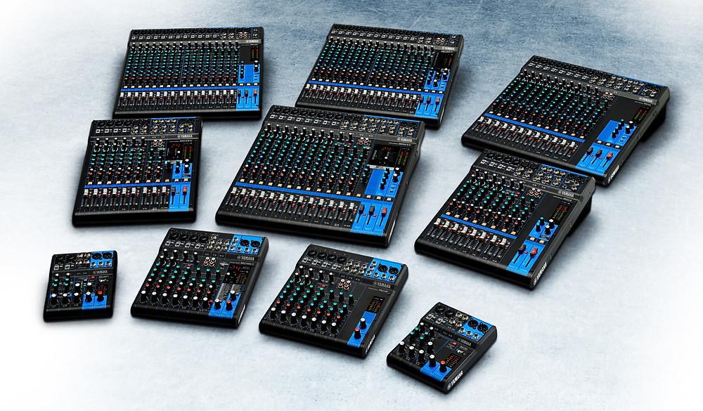 Combo MIX set прокат звукового оборудования в Праге и по всей Чехии