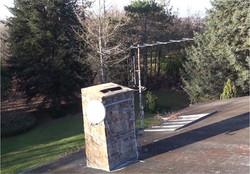 Fixation antenne 1