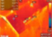 Prise de vue aérienne thermique par drone. Polydrones-Solutions