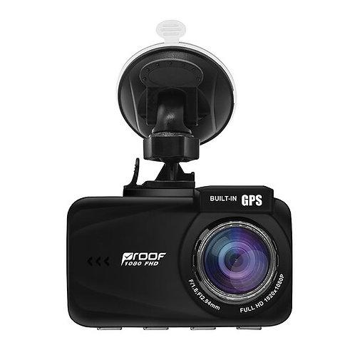 PROOFS กล้องติดรถยนต์ รุ่น PF520 – GPS&WIFI สีดำ