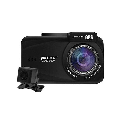 PROOFS กล้องติดรถยนต์ PF800BK