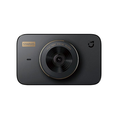 Xiaomi กล้องติดรถยนต์ สีดำ รุ่น Dashcam 1S