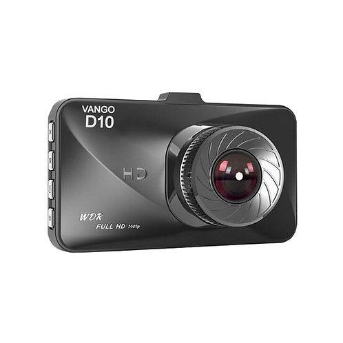 VANGO VANGO กล้องติดรถยนต์ รุ่น VANGO D10 สีดำ