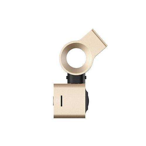 Rock กล้องติดหน้ารถยนต์ eye smart dashcam สี ทอง