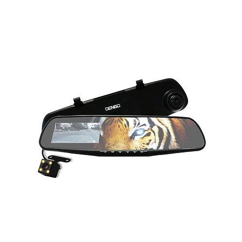 Dengo กล้องติดรถยนต์ รุ่น Tiger View สีดำ