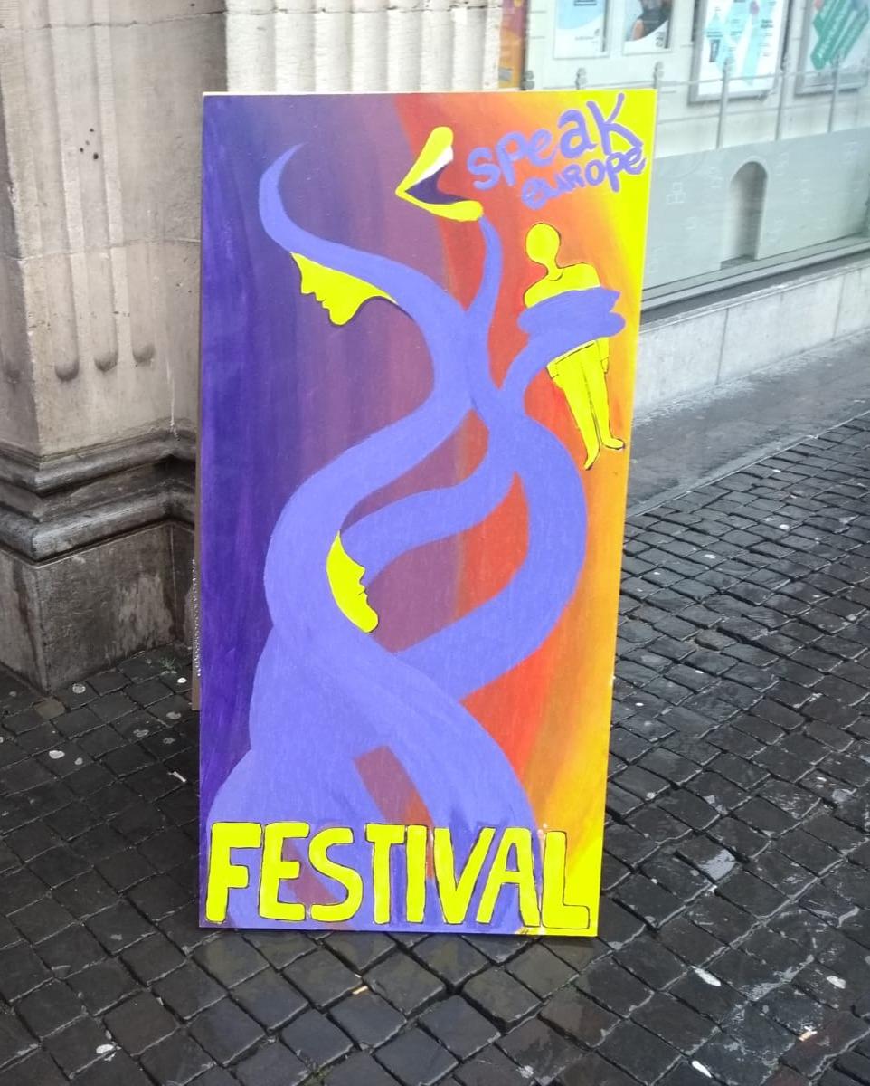 Speak Europe Festival