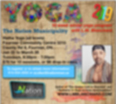 Winter Yoga Course