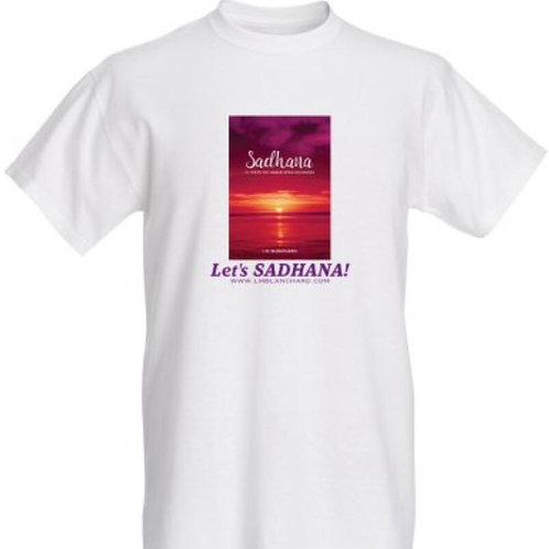 Let's SADHANA! T-Shirt Unisex