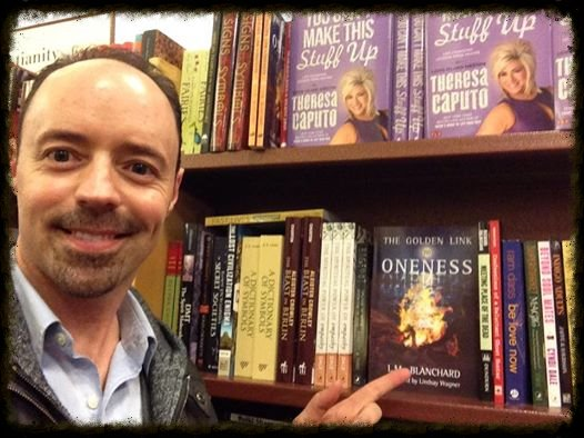Seeing my book at Chapters
