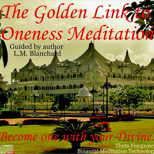 CD The Golden Link to Oneness Meditation