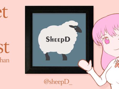 Meet The Artist: Episode 6 - sheepD