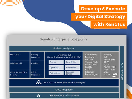 Spur Innovation with Xenatus