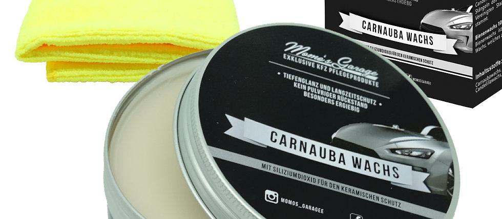 Momos Garage ® Carnauba Wachs Versiegelung