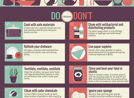 Quick Kitchen Safety Tips