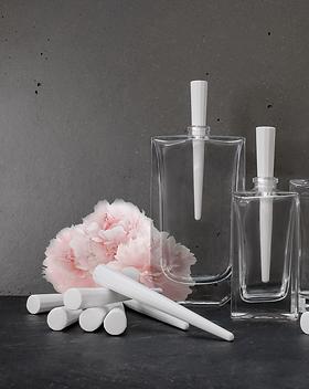 Touche à parfum céramique