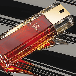 Création de flacon de parfum