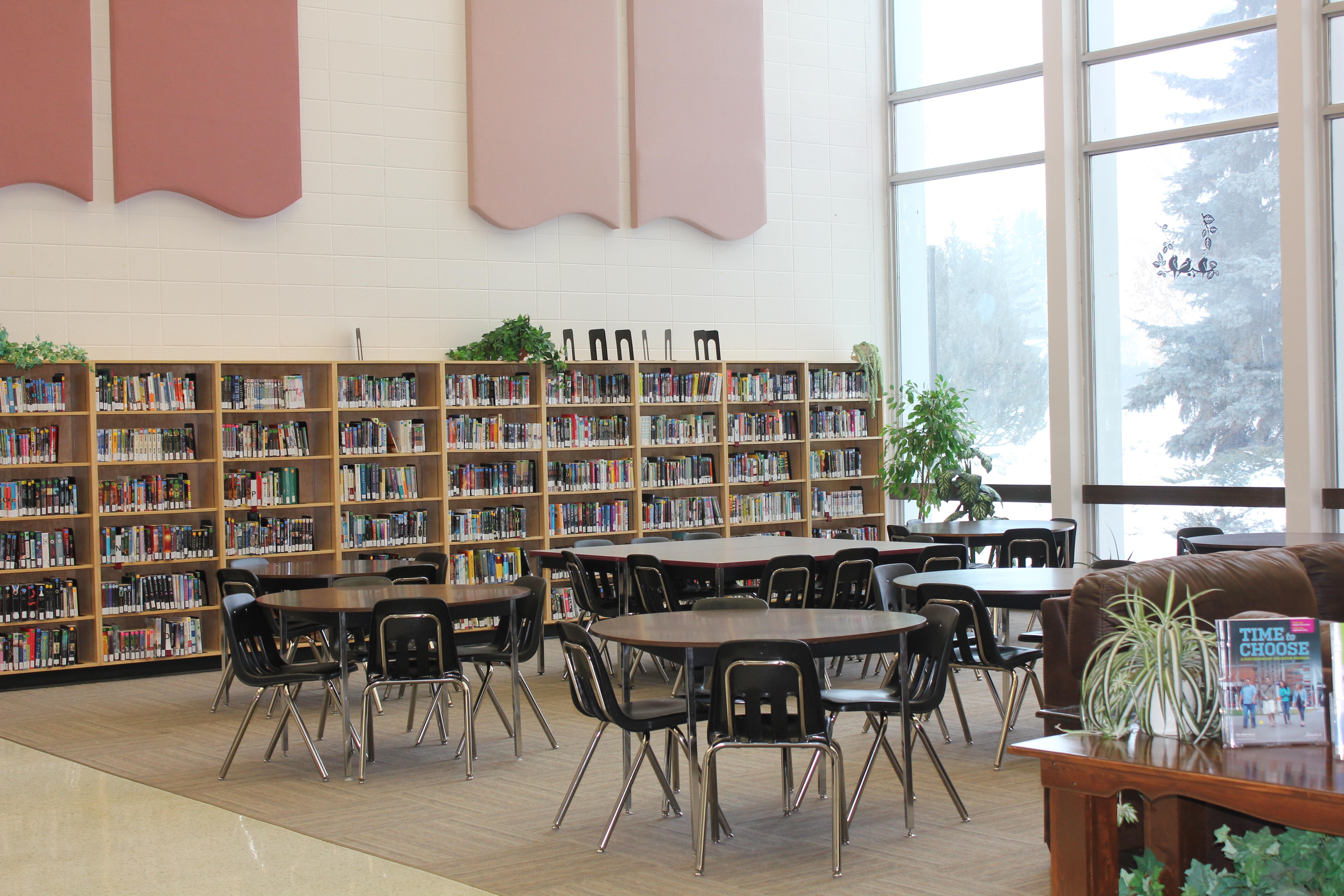 SPRHS Library 2