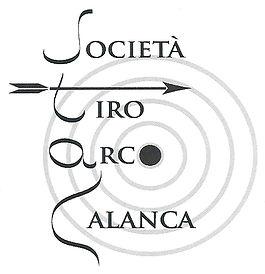 Logo Società tiro arco Calanca