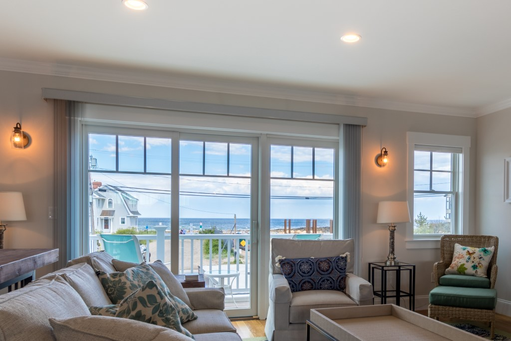 Family Room - Ocean View
