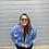 Thumbnail: Marisol Distressed Jean Jacket
