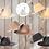 Thumbnail: Bordeaux Flat Rim Hat