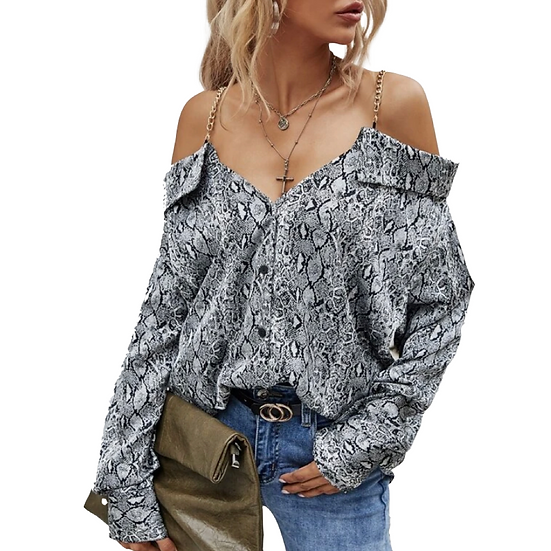Havana Open Shoulder Top