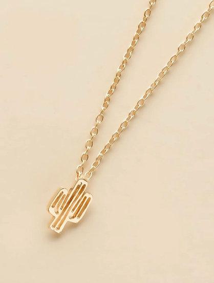 Cactus Necklaces