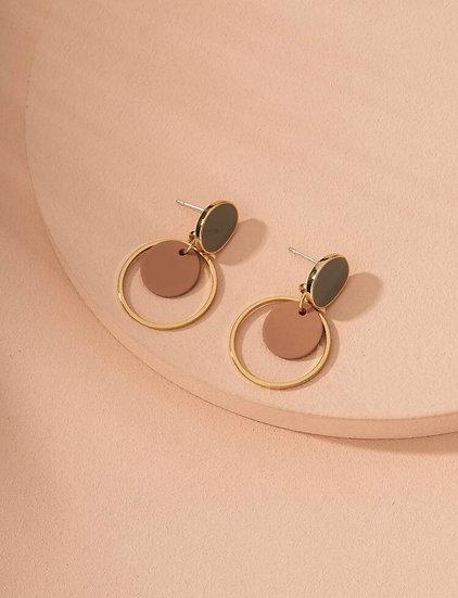 Linny Hoop Earrings