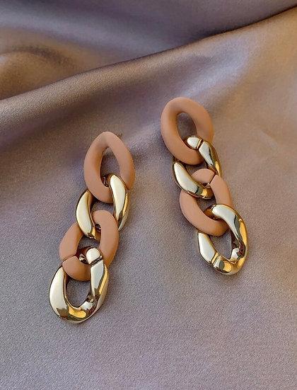 Dani Chain Earrings
