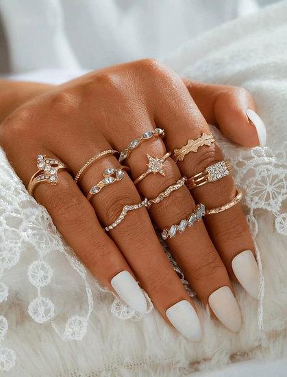 Avalyn Rings
