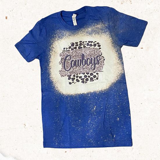 Cowboys Bleached Shirts